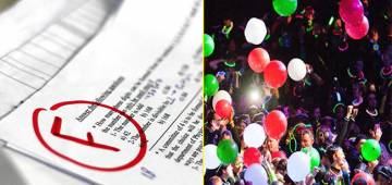 Father Held A Party After His Son Failed In Class 10th Board Exam