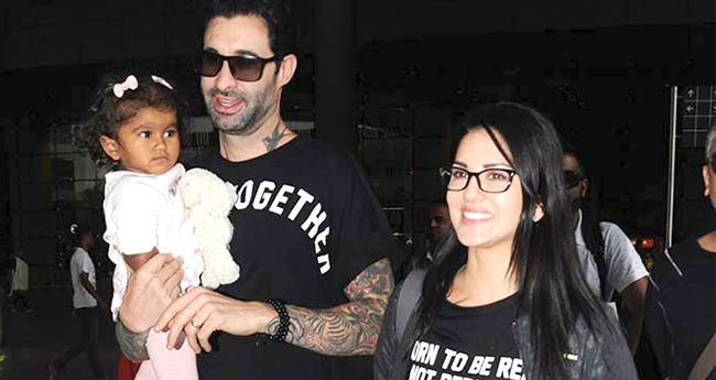 Sunny Leone Has Been As A Mother Of Three So Far, birthday special