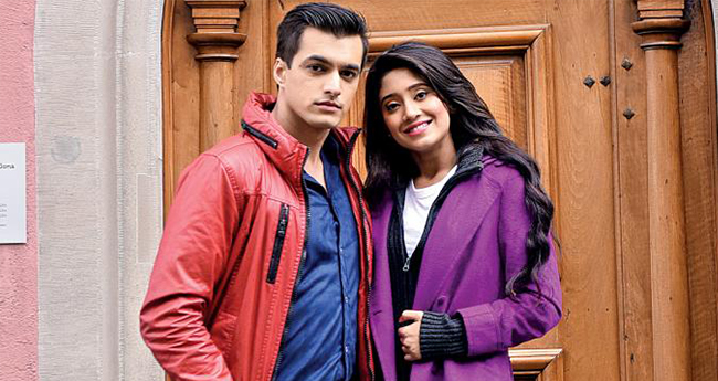 Mohsin and I work very hard and we are very comfortable with each other, says Shivangi Joshi