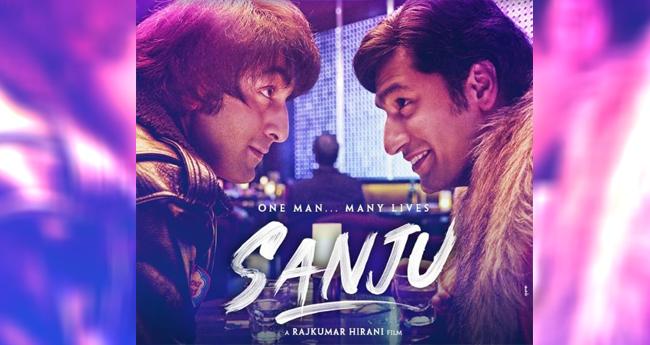 Rajkumar Hirani Unveils Sanju's Third Poster, Meet Vicky Kaushal As His Best Friend