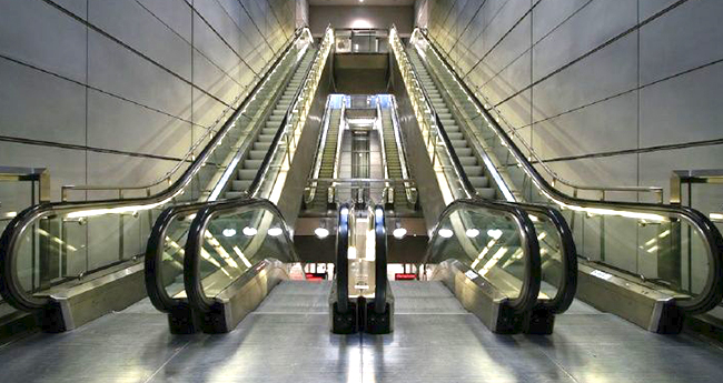 Country's Tallest Escalator Is In National Capital's Metro Station
