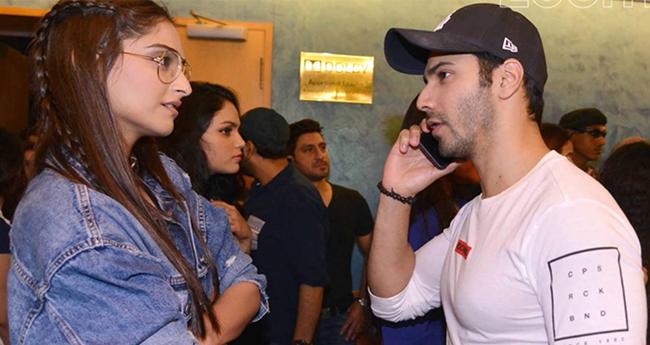 Will Varun Take A Break From Kalank's Shooting To Attend Sonam Kapoor's Wedding?