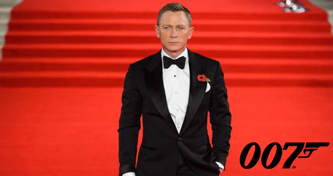 Daniel to get a whopping Rs 450 crore for his concluding James Bond movie 'Bond 25'