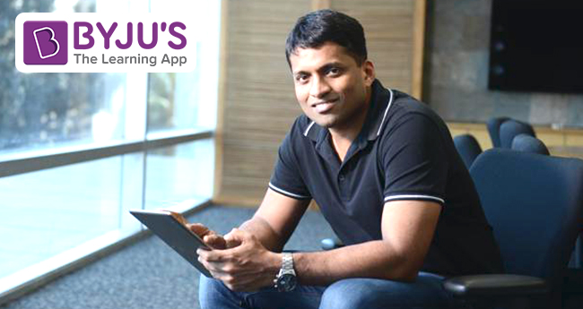 Teacher And A Capitalist The Success Tale Of Byju