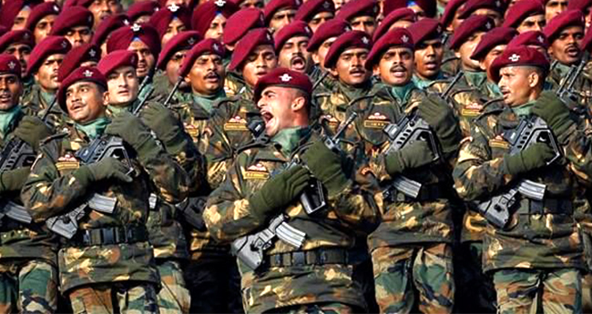 Do You Know Why Indian Army's Special Forces Para Commandos Are Also Named As 'Glass Eaters'?