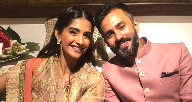 Sonam Kapoor: Nobody Has Asked Anand Who Also Changed His Name