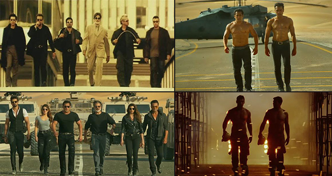 5 Scenes Of Race 3 Trailer Which Have Been Mimicked From Other Movies