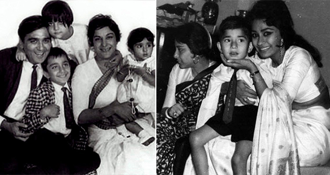 8 Unseen Pictures Of Nargis Dutt that will leave you teary-eyed