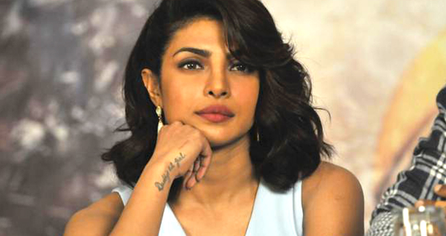 Priyanka Chopra Is Having Major Withdrawal Symptoms Because Quantico Will Not Return For Next Season