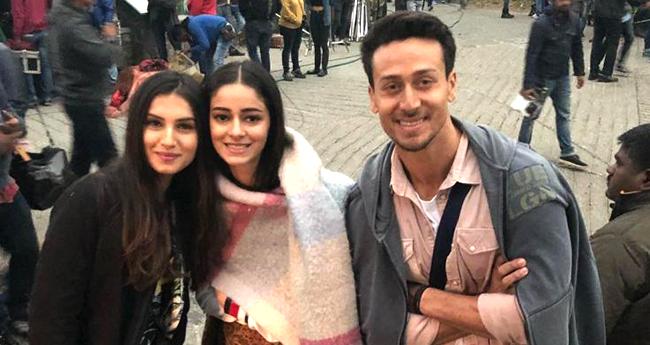 SOTY2: Tiger Shroff, Ananya Panday and Tara Sutaria ... | 650 x 345 jpeg 292kB