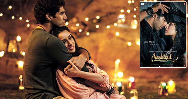 Reasons why 'Aashiqui 2' is one of the most loving and hit romantic films of Bollywood