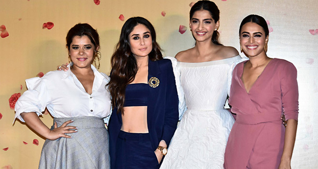 Pakistan Banned Kareena Kapoor Khan And Sonam Kapoor's Veere Di Wedding Over Vulgar Dialogues