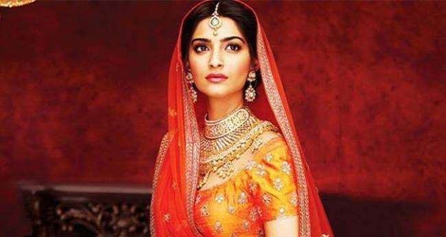Pics: Before Sonam's Wedding Day, Here Are Some Beautiful Bridal Looks Which She Can Don