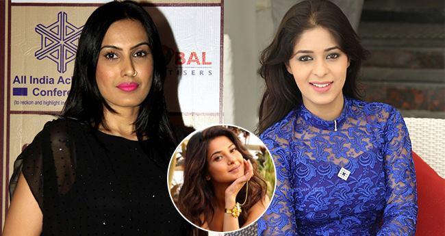 Kamya Punjabi and Surbhi aka Garima Jain have a fight over Bepannaah show