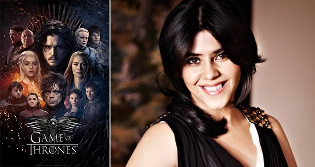 After Ruling Hearts With Daily Soaps, Ekta Kapoor May Come Up With Desi Version Of The Game Of Thrones