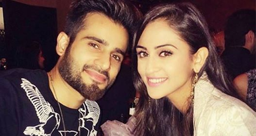 Pic: Karan Tacker is very possessive for his former co-actor Krystle D'Souza