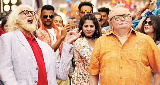 102 Not Out Movie Review: Amitabh Bachchan And Rishi Kapoor Couldn't Create The Magic