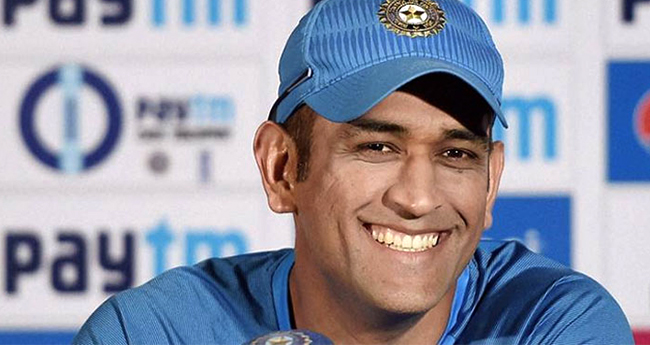 Watch: MS Dhoni reveals the first ever crush of his life and we can't keep calm