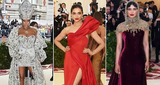 Pics: Priyanka Chopra, Deepika Padukone, Rihanna, Gigi Hadid at the Met Gala 2018