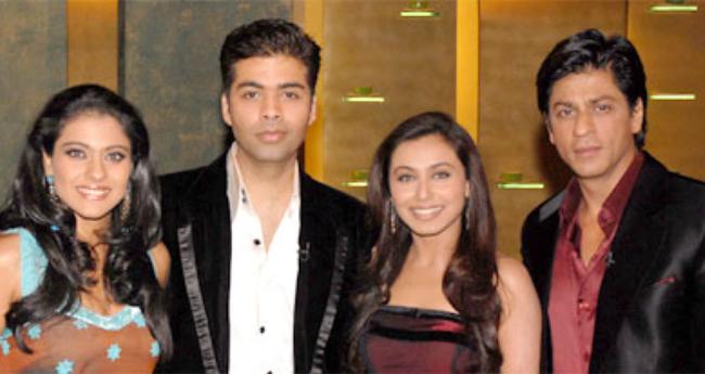 KKHH Trio Kajol-SRK-Rani All Set To Appear In Koffee With Karan