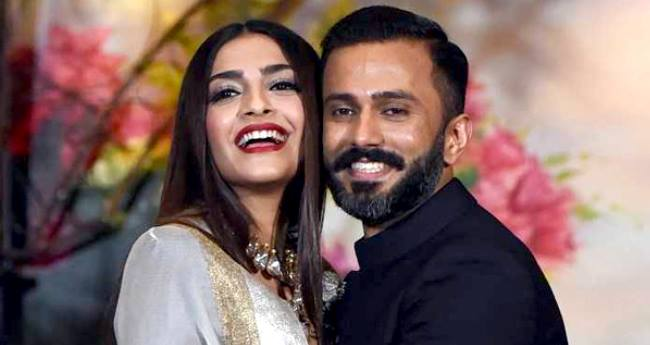 Pics: Sonam And Anand's First Instagram Post Their Wedding Is Definitely To Die For