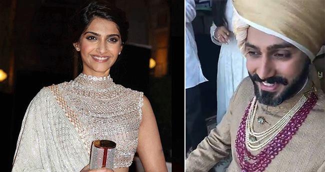 Pics: Sonam Kapoor's Dulha Anand Ahuja Is Ready To Take His Dulhaniya, Looks Dapper