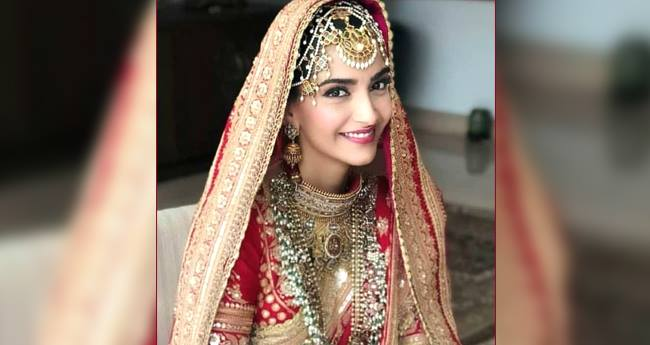 The First Thing Sonam Kapoor Did After Her Wedding Rituals Is Changed Her Name