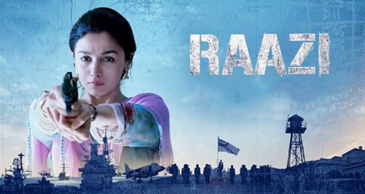 Raazi Movie Review: Such Films Need To Be Made Again; Depicts Love And Patriotism