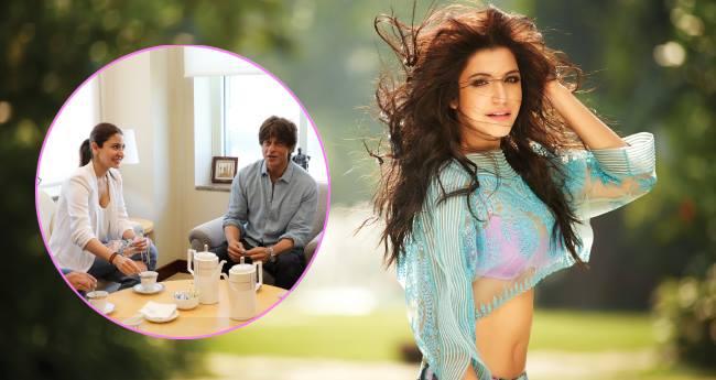 Anushka Sharma reveals her shooting location for Zero and its serene