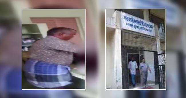 Video: Laundryman allegedly sews corpse in TN Govt hospital