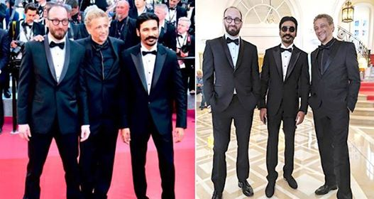 Dhanush makes a debut at Cannes Film Festival for 'The Extraordinary Journey of a Fakir'