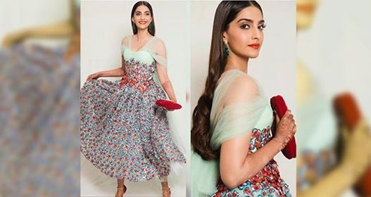 Sonam Kapoor's third outfit for Cannes 2018 looks summer perfect