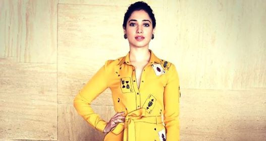Video: Tamannaah Bhatia dances to DJ Snake's Magenta Riddim which will make you groove too