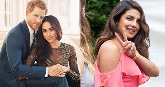 Pics: Priyanka Chopra is excited to attend Meghan Markle and Prince Harry's Royal Wedding