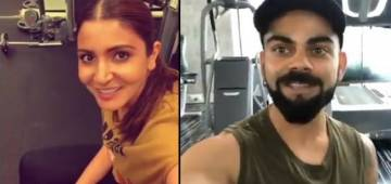 Virat Passes On Hum Fit To India Fit Challenge To Wife Anushka, She Accepts It Like A Pro
