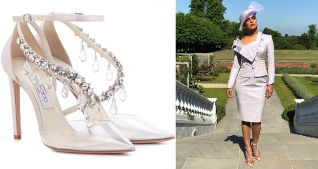 Not Just Priyanka's Attires For The Royal Wedding, But Her Shoes Also Cost A Bomb