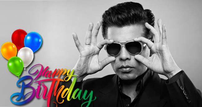 Happy Birthday Karan Johar! 5 Things That Makes Him The Showstopper Of Bollywood