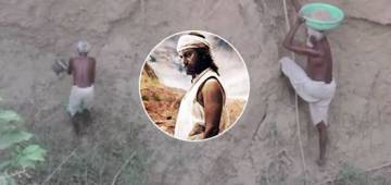 Sitaram Rajput is truly an inspiration as he is digging a well all by himself, another Dashrath Manjhi