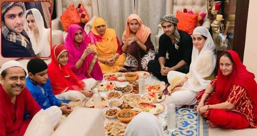 Video: Dipika Kakar Breaks Her First Ramzan Fast With Husband and Family After Marriage