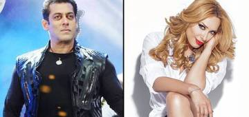 Salman Khan Shared A Beautiful Video With Iulia's Voice Playing In The Background