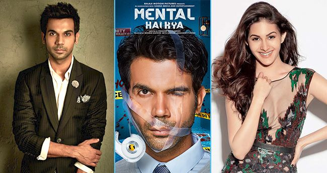 Amyra Dastur Joins Rajkummar Rao's Mental Hai Kya As His Love Interest