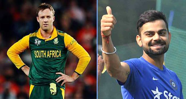 Virat Kohli's Heartfelt Message On AB De Villiers' Retirement Will Make You Emotional