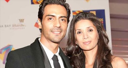 Arjun Rampal and wife Mehr Jessia end their marriage of 20 years and announce separation