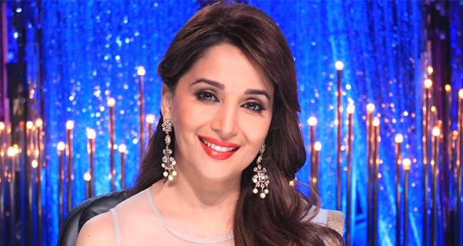 Dhak Dhak Girl Madhuri Dixit expresses her desire to don a producer's hat
