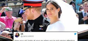 Meghan Markle Gave Us the Biggest Meme Of 2018 When She Depart From St. George's Chapel