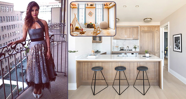 Whoa! Priyanka Chopra's NYC Home Is A Swanky One And The Pics Are Jaw-Dropping