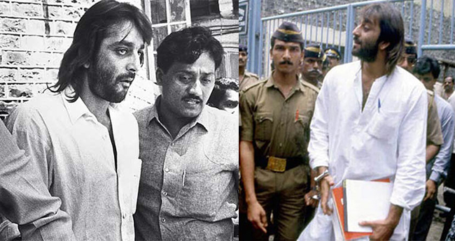 4 Major Controversies Of Sanjay Dutt's Life Which We Might