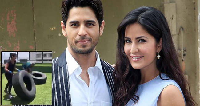Video: Sidharth and Katrina Are Preparing For Indian Avengers And We Are Loving It