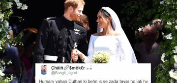15 hilarious memes on Prince Harry and Meghan's wedding which are too funny to be missed