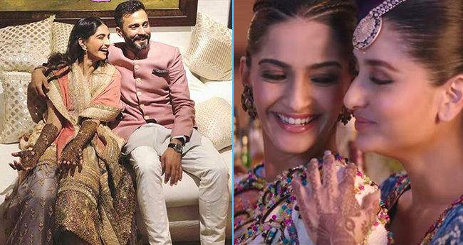 Hidden Connection Between Veere Di Wedding Song 'Bhangra Ta Sajda' And Sonam's Mehendi